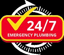 24/7 Emergency plumber